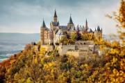Замок Гогенцоллерн — средневековая крепость