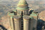 В Саудовской Аравии построят самый большой в мире отель