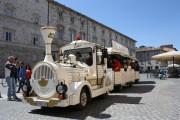 В Италии запустили туристический поезд с прозрачной крышей