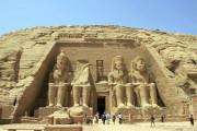 В 2013 году мир увидит огромную статую египетского фараона Аменхотепа