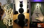 В Париже на аукцион выставят дизайнерские елки от именитых брендов