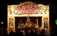 В Лондоне открылся рождественский парк