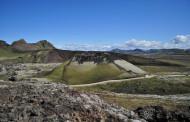В Исландии строительство трассы приостановили из-за защитников эльфов