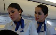 Индийская авиакомпания GoAir берет на работу только женщин