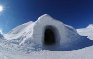 Швейцария предлагает отдых в домике эскимоса