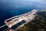 В Турции открыли аэропорт на искусственном острове