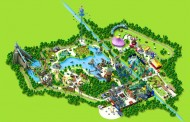 В Бельгии строят большой аквапарк