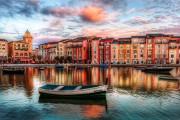 Рыбацкий город Портофино