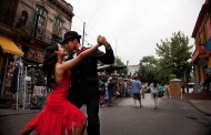 В Аргентине стартовал фестиваль танго
