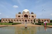В Дели отреставрировали гробницу императора Хумаюна