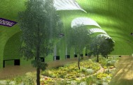 В метро Парижа могут соорудить сады и бассейны