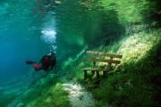 В Австралии есть парк, который полгода находится под водой