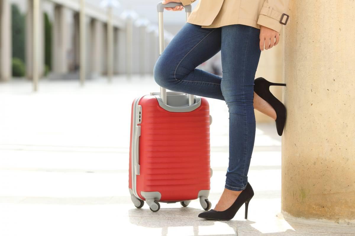 Ошибка в аэропорту: неправильная одежда